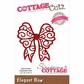 CottageCutz Elites Die - Elegant Bow