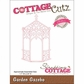 CottageCutz Elites Die - Garden Gazebo
