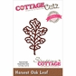 CottageCutz Elites Die - Harvest Oak Leaf