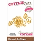 CottageCutz Elites Die - Harvest Sunflower