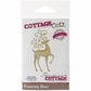 CottageCutz Elites Die - Prancing Deer