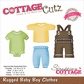 CottageCutz Elites Die - Rugged Baby Boy Clothes
