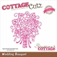 CottageCutz Elites Die - Wedding Bouquet