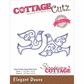 CottageCutz Elites Dies - Elegant Doves