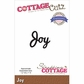 CottageCutz Expressions Die - Joy