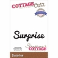 CottageCutz Expressions Die - Surprise
