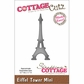 "CottageCutz Mini Die 1.75""x1.75"" - Eiffel Tower"