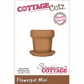 "CottageCutz Mini Die 1.75""x1.75"" - Flower Pot"