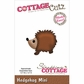 "CottageCutz Mini Die 1.75""x1.75"" - Hedgehog"