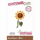 "CottageCutz Mini Die 1.75""x1.75"" - Sunflower"