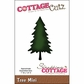 "CottageCutz Mini Die 1.75""x1.75"" - Tree"