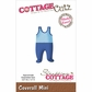 CottageCutz Mini Die - Coverall
