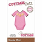 CottageCutz Mini Die - Onesie