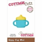 CottageCutz Mini Die - Sippy Cup