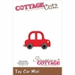 CottageCutz Mini Die - Toy Car