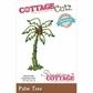 CottageCutz Petites Die - Palm Tree