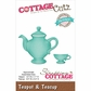 CottageCutz Petites Die - Teapot & Teacup