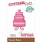 CottageCutz Petites Die - Tiered Cake