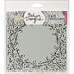 """Crafter's Workshop Template 6""""x6"""" - Curl Frame"""