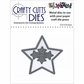 Crafty Cutts Metal Die - Stars