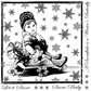 Crafty Individuals Unmounted Rubber Stamp - Little Snow Baby
