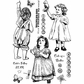 Crafty Individuals Unmounted Rubber Stamp - Wonder Of Childhood