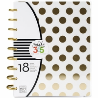 Create 365 Planner - Gold Dot