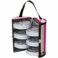 Creative Options Bead & Embellishment Tower - Black/Magenta/Silver