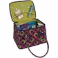 Creative Options Crafter's Tapered Tote - Magenta/Green/Purple