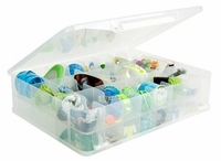 Creative Options Double-Sided Craft Organizer