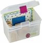 Creative Options Pro Latch Mini Tool Box - Natural/Magenta