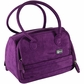 Creative Options Total Tote Medium - Vineyard Purple Faux Suede