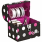 Creative Options Treasure Trunk - Black/Magenta/Silver
