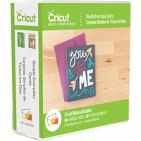 Cricut Card Cartridge Simple Everyday Cards