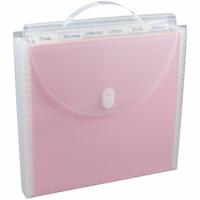 "Cropper Hopper Expandable Paper Organizer - Frosted 12""x12"""