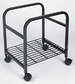 Cropper Hopper Heavy Duty Rolling Cart - Black