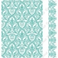 "Cuttlebug 5""x7"" Embossing Folder/Border Set - Anna Griffin Pirouette"