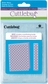 "Cuttlebug 5""x7"" Embossing Folder/Border Set - Wicker Weave"