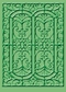 "Cuttlebug 5""x7"" Embossing Folder - Madison"