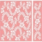 Cuttlebug A2 Embossing Folder/Border Set - Anna Griffin Terillage