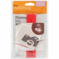 Cuttlebug A2 Embossing Folder/Border Set - Ben-Day Dots