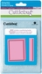 Cuttlebug A2 Embossing Folder/Border Set - Pinking Stitch