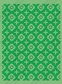 Cuttlebug A2 Embossing Folder - Moroccan Screen