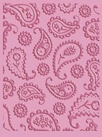 Cuttlebug A2 Embossing Folder - Perfectly Paisley