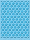 Cuttlebug A2 Embossing Folder - Seeing Spots