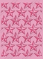 Cuttlebug A2 Embossing Folder - Stars