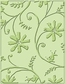 Cuttlebug A2 Embossing Folders - Stylized Flowers