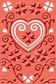 Cuttlebug A2 Plus Embossing Folder - He Loves Me