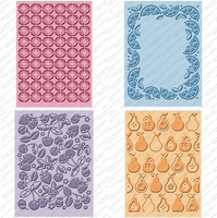 Cuttlebug Embossing Bundle - Preserves