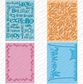 Cuttlebug Embossing Bundle - Wall D�cor